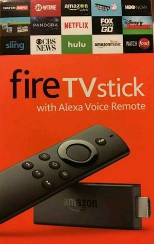 Fire Tv Stick With Direct for Sale in Arlington, TX