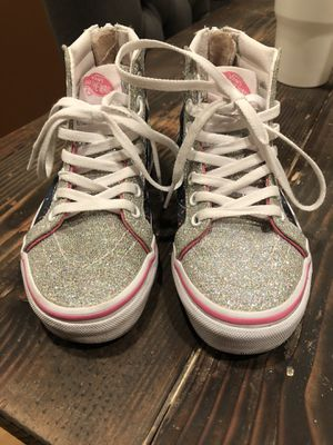 Kids Vans unicorn high tops size 13 for Sale in Los Angeles, CA