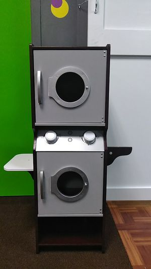 Kidkraft Washer and Dryer great condition! for Sale in Apex, NC