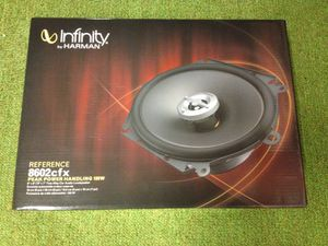 """Infinity Reference 8602cfx 6"""" x 8"""" / 5"""" x 7"""" Two Way Car Speakers for Sale in Manchester, MO"""