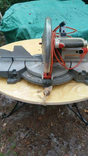 Ridgid 12 inch mitre saw for Sale in New Port Richey, FL