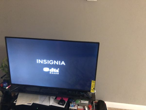 Insignia led tv.