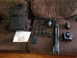 Nikon D5100 with everything for Sale in Saint Joseph, MO