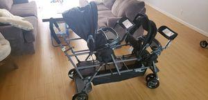 Joovy caboose double/triple stroller for Sale in Santa Monica, CA