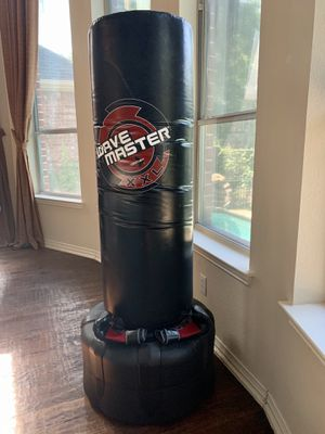 Wavemaster punching bag for Sale in Dallas, TX