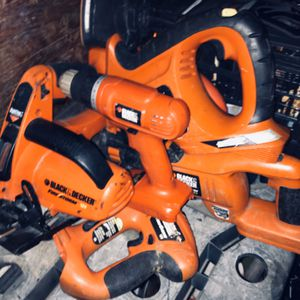 Black&decker bundle: corded and cordless tools for Sale in Haines City, FL