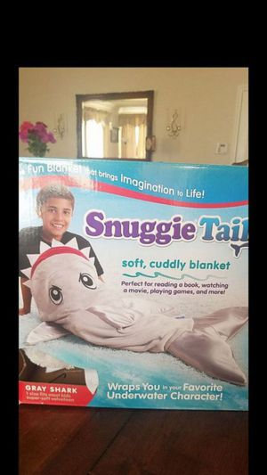 Snuggie tail shark for Sale in Fontana, CA
