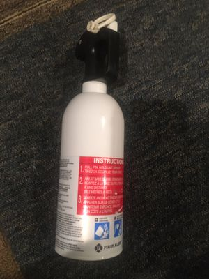 Fire Extinguisher 7.5 oz for Sale in Modesto, CA