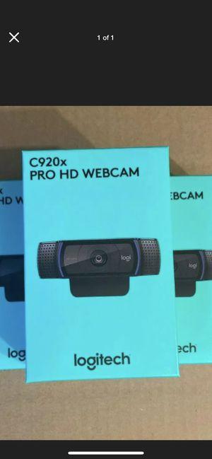 Logitech C920x Pro HD Webcam 1080p XSplit for Sale in La Mirada, CA