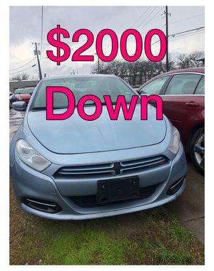 2013 Dodge Dart for Sale in Dallas, TX