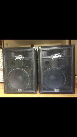 Peavey cabinet speakers for Sale in Covington, WA