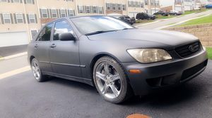 2002 Lexus is300 for Sale in Pittsburgh, PA