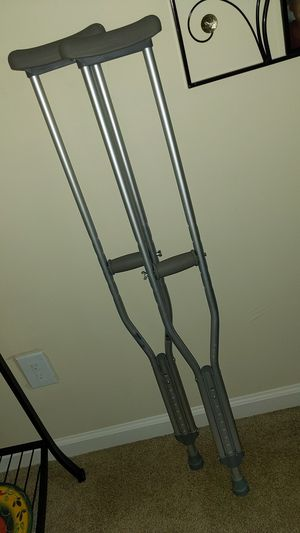 Adult size crutches for Sale in Virginia Beach, VA