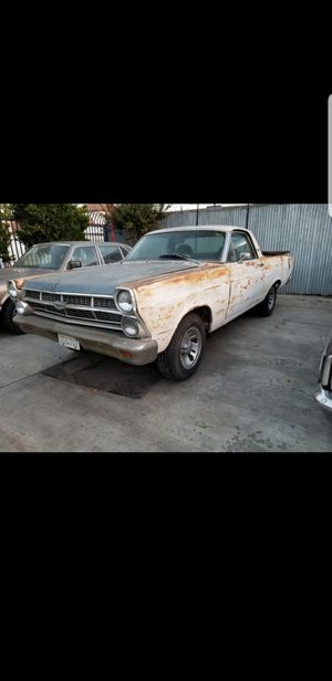67 Ranchero for Sale in Los Angeles, CA