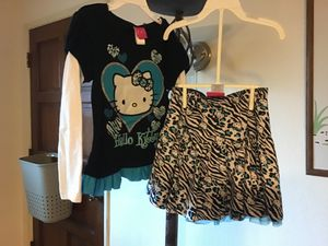 2 Piece Hello Kitty Outfit for Sale in San Jose, CA