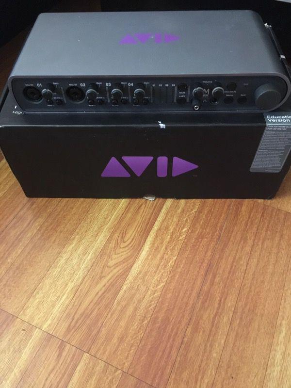Avid MBox