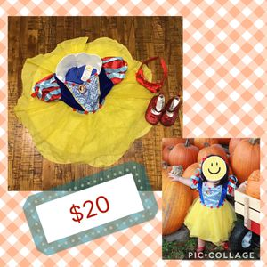 Snow White Infant Costume... size 12-18 months. for Sale in Tamarac, FL