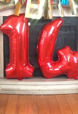 Birthday balloons for Sale in Pico Rivera, CA