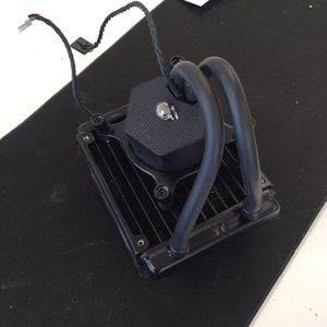 Alienware AIO CPU Water Cooler for Sale in North Haven, CT