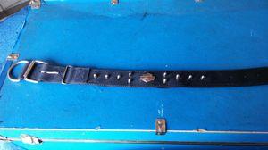Harley davidson dog collar for Sale in Richland, MO