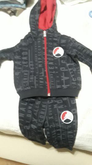 Jordan swearsuit new without tags never worn size 6 months for Sale in Westbury, NY