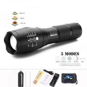 G900 TACTICAL MILITARY FLASHLIGHT for Sale in Beulah, MI