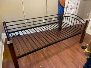 Twin frame bed for Sale in Conway, AR