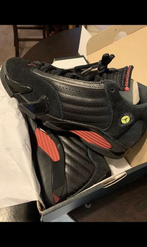 Jordan retro 14 last shots for Sale in Cleveland, OH