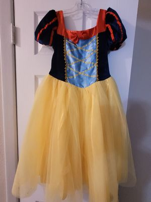 Disney dresses costumes for Sale in Baytown, TX
