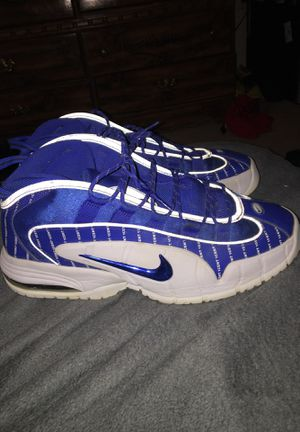 Nike air max penny game royal blues for Sale in Frederick, MD