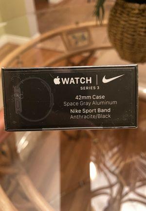 Apple Watch series 3 Nike+ 42mm GPS for Sale in Anaheim, CA