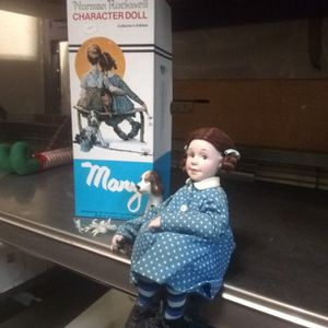 Norman Rockwell Character Doll Mary for Sale in Las Vegas, NV