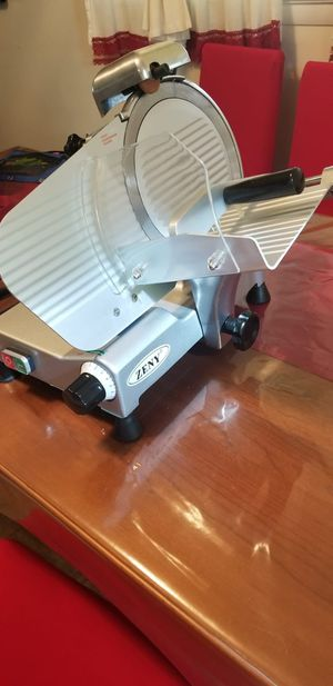 Professional Stainless Steel Semi automatic meat slicer for Sale in McLean, VA