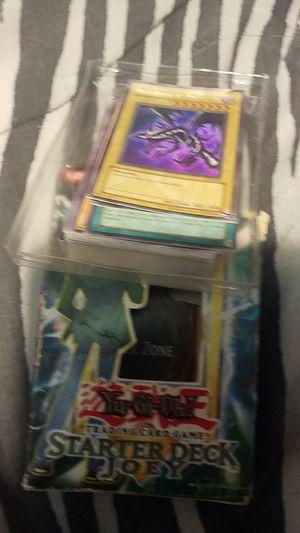 Yugioh cards for Sale in Abilene, TX