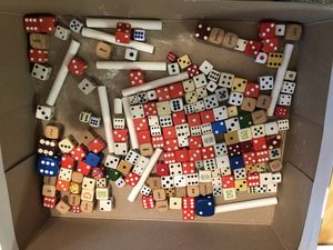 Box of Dice for Sale in Pewaukee, WI