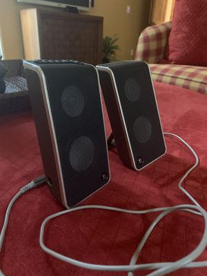 Logitech Computer Speakers - Excellent Condition for Sale in Redding, CT