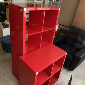 IKEA Shelving / Storage Units (2) for Sale in Phoenix, AZ