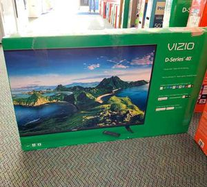 "BRAND NEW VIZIO D-SERIES 40"" tv BZ for Sale in Round Rock, TX"