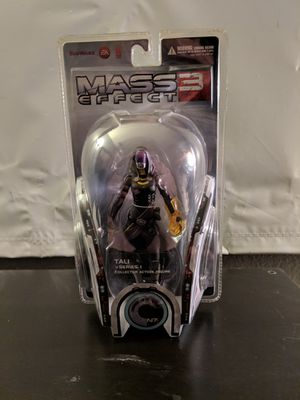 Mass Effect 3 Tali Collectible Figure Big Fish Toys for Sale in Modesto, CA