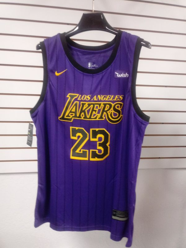 Lakers jersey LeBron James