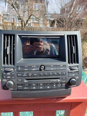 2004 infinity fx stereo system for Sale in Philadelphia, PA