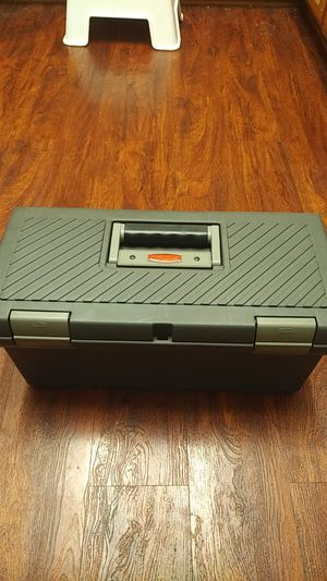 Tool Box - Rubbermaid for Sale in Chino Hills, CA