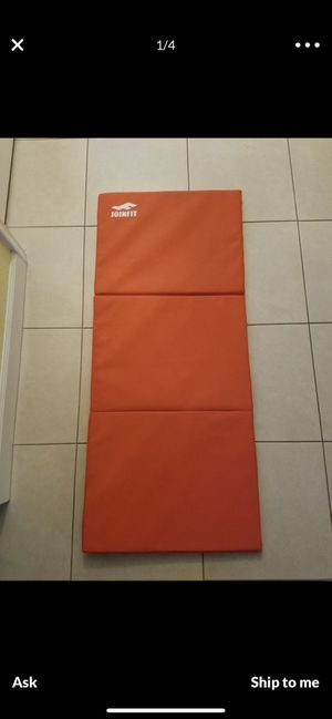 Joinfit physical therapy exercise mat for Sale in Port St. Lucie, FL