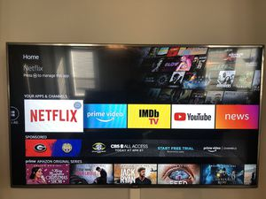 Used LG 60 inch smart tv for Sale in Katy, TX
