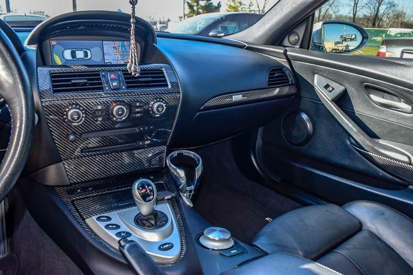 2007 BMW E63 M6