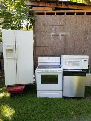 Kitchen Appliances Frigidaire for Sale in Clearwater, FL