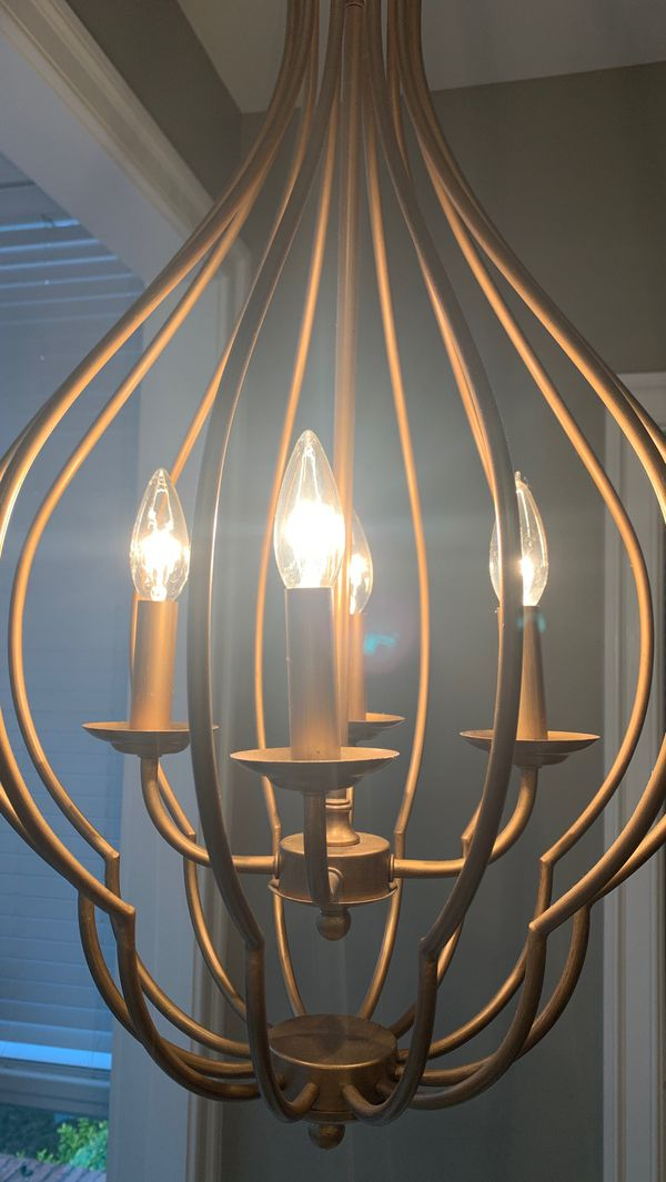 Z Galleries Light Fixture/Chandelier