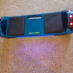Chrome Blue Hover board for Sale in Brentwood, MD