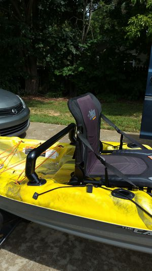 Pelican Catch 100 Angler kayak for Sale in Advance, NC