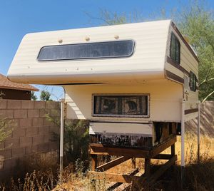 Cab Over Camper for Sale in Wittmann, AZ